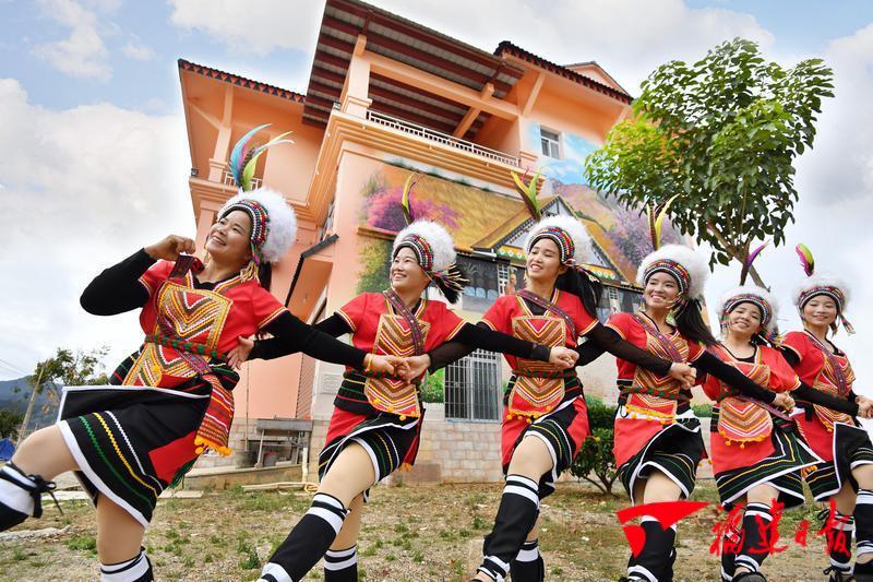 華安高山族村民生活越過越紅火