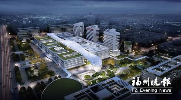 国家区域医疗中心 福州占一席