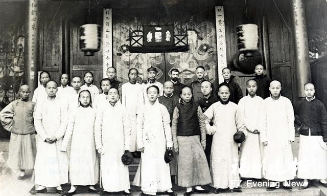 """20余张船政老照片被意外""""搜""""获 具有极高研究价值"""