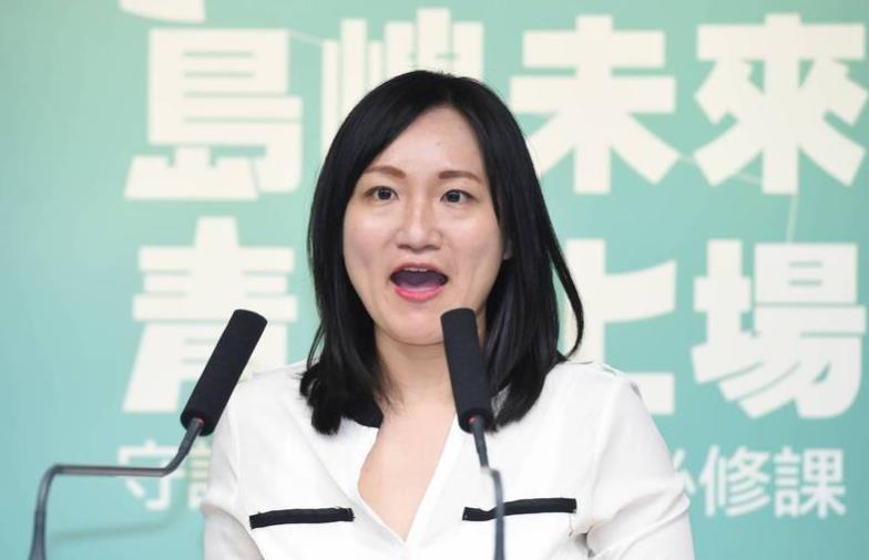 民进党再点名江启臣 促速说清楚对重启核四立场