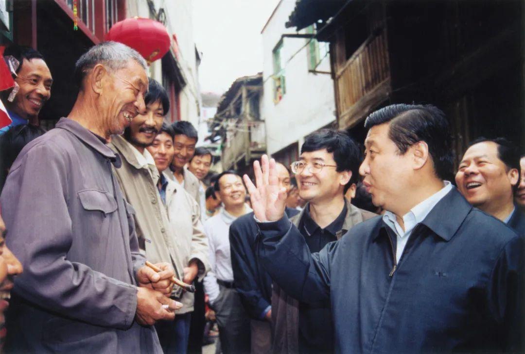 跟著總書記長見識   一條街,半部中國近現代史(內附珍貴老照片)